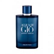 Giorgio Armani Acqua di Giò Profondo eau de parfum 125 ml за мъже