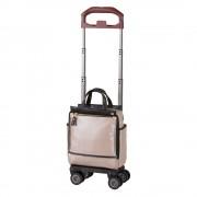 soelte(ソエルテ)/カランド 普段のお出かけをしっかり支えるキャリーケース(小)