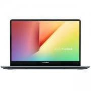 Лаптоп Asus S530FN-BQ075, Intel Core i5-8265U, 15.6 инча FHD (1920x1080) LED AG, 8GB DDR4, 256 GB M.2 SSD, NVIDIA GeForce MX150, 90NB0K46-M06950