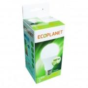 Bec cu LED Ecoplanet A60 12W, E27, 2700K lumina calda