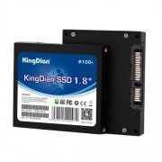Kingdian S100+ 16GB 1.8 inch Solid State Drive / SATA II Hard Disk for Desktop / Laptop Size: 54.1x39x5mm