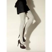 Eleganta strumpbyxor med mönster Tendrement från Gerbe noir 3