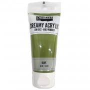 Acrylic color creamy semi-gloss 60ML Olive P27992
