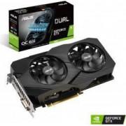 Placa video ASUS Dual GeForce GTX 1660 OC EVO 6GB GDDR5 192-bit