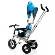 Tricicleta EURObaby T306 Albastru
