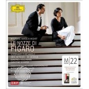 Video Delta Mozart Wolfgang Amadeus - Le nozze di Figaro - Blu-Ray
