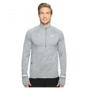 Nike Element Sphere Half-Zip Cool GreyHeatherWolf Grey