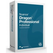 Nuance Dragon Professional Individual v15 Vollversion Englisch (English)