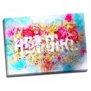 Tablou decor feminin - Hey Girl