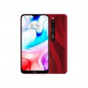 Xiaomi redmi 8 dual sim 64+4Gb-rojo