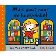 Muis gaat naar de boekwinkel - Lucy Cousins