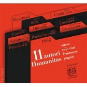 CD 111 AUTORI HUMANITAS CITESC CELE MAI FRUMOASE PAGINI