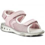 Sandale GEOX - J S.Jocker C J8292C 0AS54 C0550 S Pink/White