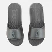 Polo Ralph Lauren Men's Rodwell Slide Sandals - Grey - UK 9 - Grey