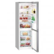 Combina frigorifica Liebherr DNHml 43X13, 304 L, No Frost, Display, Control taste, Alarma, H 186.1 cm, A+++, Inox Look