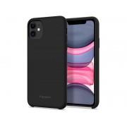 Etui Spigen Silicone Fit do Apple iPhone 11 Black