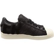Adidas Superstar 80s-AQ0883 Zapatillas Altas para Hombre, Core Black/Off White, 10
