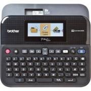 Етикетен принтер Brother PT-D600VP Labelling system - PTD600VPYJ1