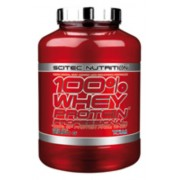100% Whey Protein Professional 2350g vanília Scitec Nutrition