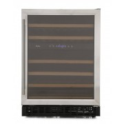 Amica AWC600SS Wine Cooler - Stainless Steel
