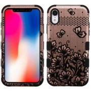 Funda Case Iphone XR Doble protector Uso Rudo Tuff - Maripos