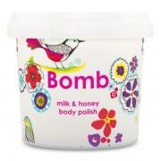 Bomb Cosmetics Body Polish Milk & Honey 365 ml
