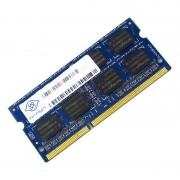 2Go RAM PC Portable SODIMM Nanya NT2GC64B88G0NS-CG PC3-10600S 1066MHz DDR3