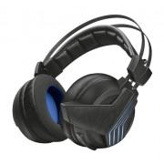 Trust GXT 393 Magna cuffia e auricolare Stereofonico Padiglione auricolare Nero, Blu