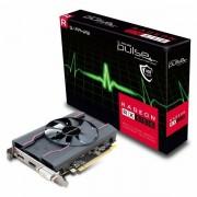 SAPPHIRE Video Card AMD RADEON PULSE RX 550 4G GDDR5 HDMI / DVI-I / DP LP OC (UEFI) 11268-09-20G