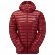 Mountain Equipment - Arete Hooded Women's Jacket - Doudoune taille 12, rouge