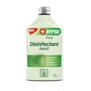 MOL Hygi Fluid alkoholos kéz tisztító folyadék (fertőtlenítő, 2000 ml)