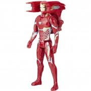Hasbro marvel avengers infinity war iron man titan hero power fx, personaggio 30 cm, e0606103