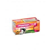 Plasmon (Heinz Italia Spa) Plasmon Omogeneizzato Tacchino 2 Vasetti Da 80g