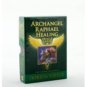 Virtue, Doreen Archangel Raphael Healing Oracle Cards: A 44-Card Deck and Guidebook