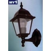 Lanterna/Lampioncino ascendente per esterni 60W