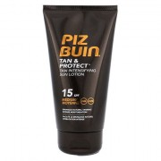 PIZ BUIN Tan & Protect Tan Intensifying Sun Lotion latte solare abbronzante SPF15 150 ml donna