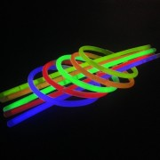 Glow sticks multicolor 100 stuks