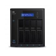 Western Digital WD My Cloud EX4100 NAS de 4 Bahías Hot Swap, 24TB (4x 6TB), USB 3.0, para Mac/PC ― Incluye Discos
