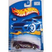Mattel Hot Wheels #2001 124 Lamborghini Diablo Painted Base 1:64 Scale Collectible Die Cast Car