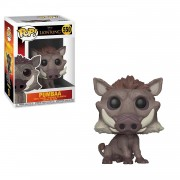 Funko POP Disney: The Lion King (Live Action) - Pumbaa