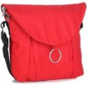 Home Heart LORI Red Sling Bag