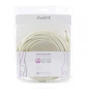 Ewent CAT5e UTP Networking Cable 10m Ivory EW9523