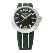 【66%OFF】ラウンドウォッチ デイト表示 取替ベルト付 ケース:ブラック ベルト:グリーン、ブラック ファッション > 腕時計~~メンズ 腕時計