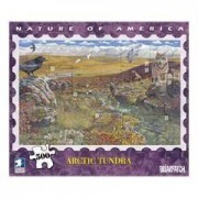 Nature of America Tundra 500 Pc Puzzle