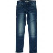 Name It! Jongens Lange Broek - Maat 104 - Denim - Jeans
