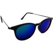 ELS Clubmaster Sunglasses(Blue, Green)