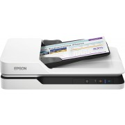 Epson WorkForce DS-1630 »Flachbettscanner«, weiß
