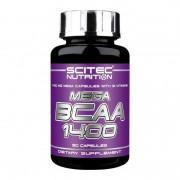 Mega BCAA 1400 90 Capsule