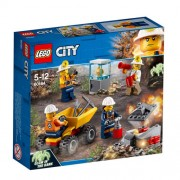 LEGO City mijnbouwteam 60184
