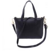 Delonbo Women Black Shoulder Bag